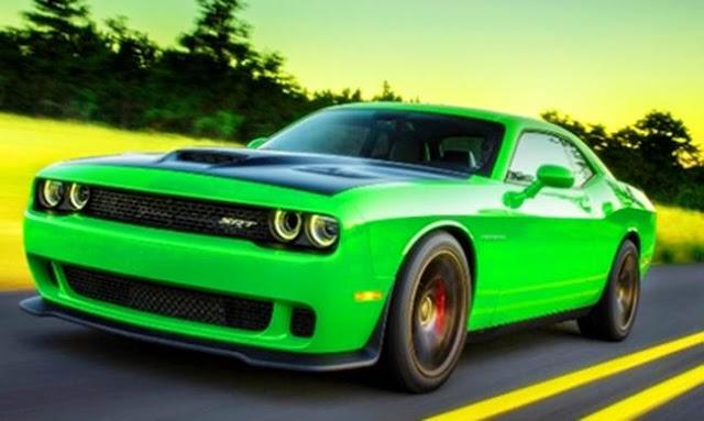 2019 Dodge Challenger Hellcat Engine and Price