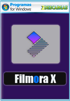 Wondershare Filmora X-10 (2020) Full Español [Mega]