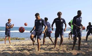 Sedofútbol de playa definió sus convocados para el Premundial