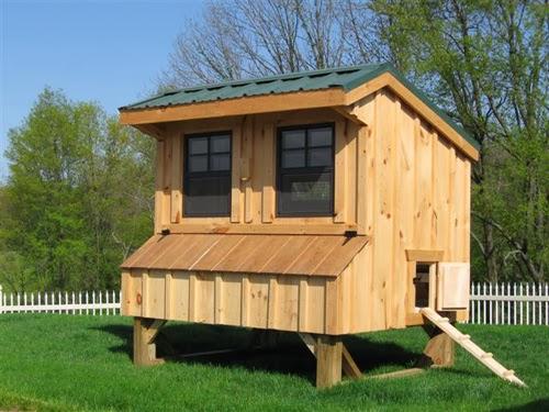 Chicken House Plans: Simple Chicken Coop Designs