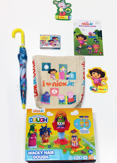 Win a NickJr Goody Bag
