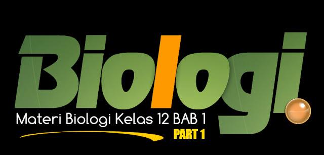 Materi Biologi Kelas 12 BAB 1 Pertumbuhan dan Perkembangan Lengkap – Part 1