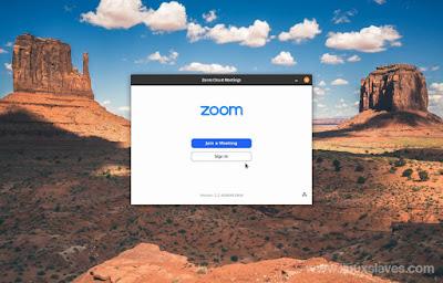 Zoom Meeting Cloud Ubuntu