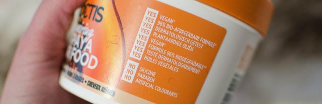 Garnier fructis Hair food papaya, le soin 3 en 1 qu'il vous faut !