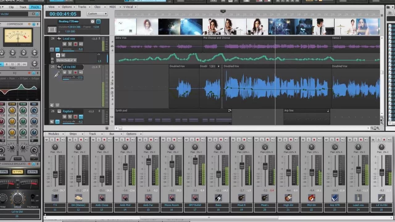 تحميل برنامج BandLab Cakewalk 26.08.0.100 لتسجيل وتحرير وإنتاج الملفات الصوتية
