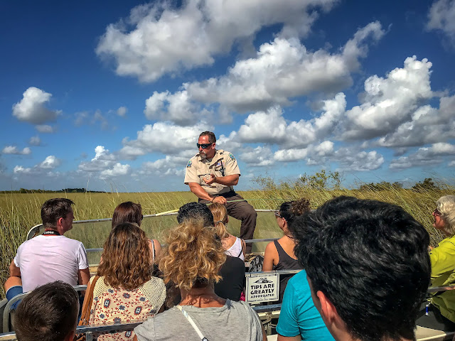 Everglades Safari Park guide