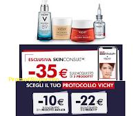 Vichy SkinConsult AI: sconti fino a 35 euro per i prodotti su misura per te
