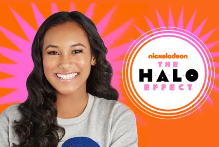 Sydney Park Interview for Halo Effect on Nickelodeon