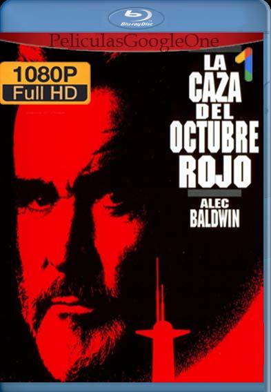La Caza Del Octubre Rojo[1990] [1080p BRrip] [Latino- Español] [GoogleDrive] LaChapelHD
