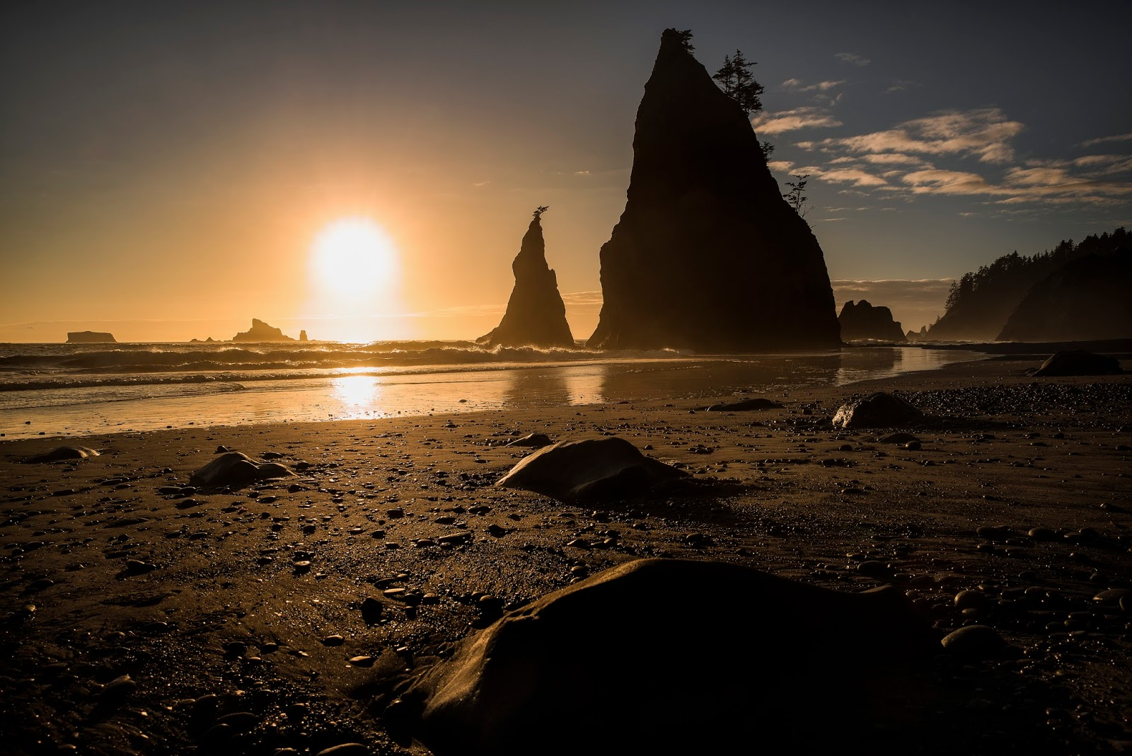 Rialto Beach sunset_2