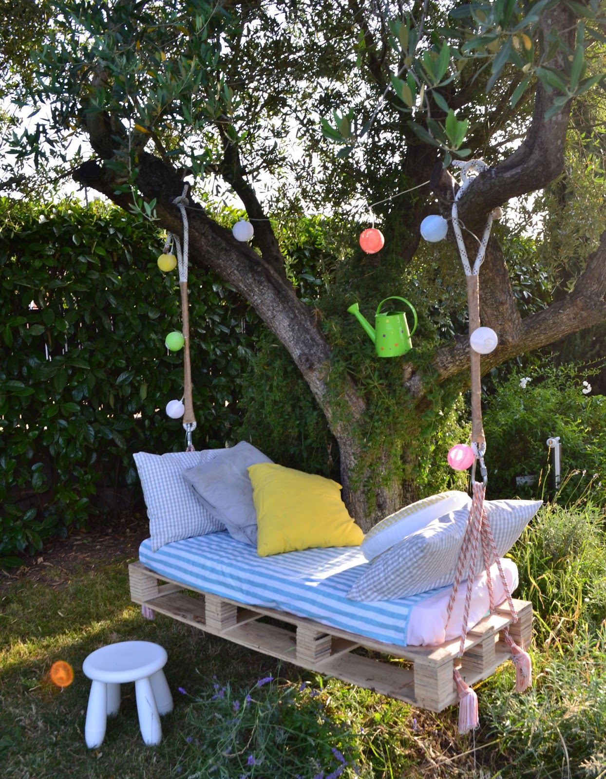 Paletten Schaukel Mommo Design: 3 Pallet Projects For Kids