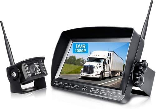 ZEROXCLUB Car Digital Wireless Backup Camera