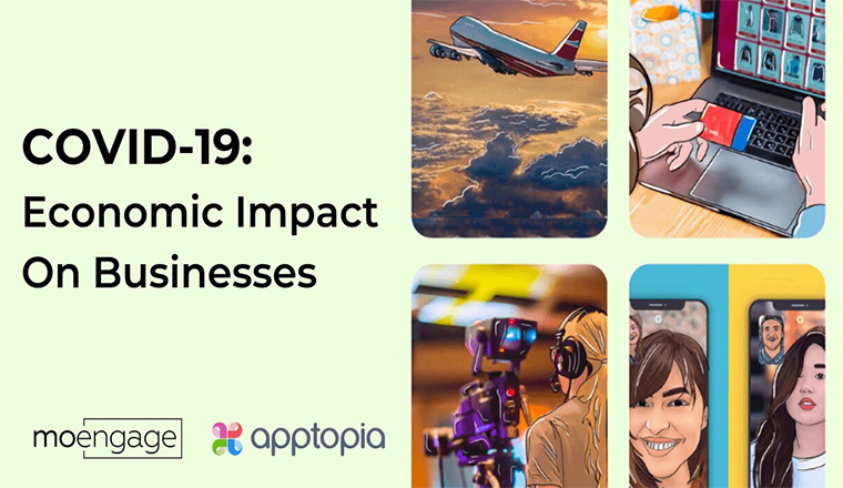 Covid-19 Industry Implications : Mobile App Behaviour and Trends and more #Article