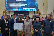 DPRD Manado dan Pemkot Manado Sepakat Anggaran APBD 2020 Sebesar Rp1,6 Triliun