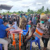 Mulai Jalani Screening Kesehatan Sebelum Dipulangkan, Warga Tiga Kampung Sampaikan Terima Kasih