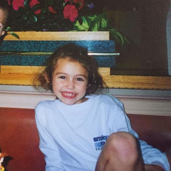 Famosos quando eram pequenos