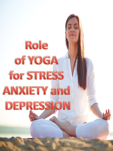 Role of YOGA in STRESS Management and RELAXATION
