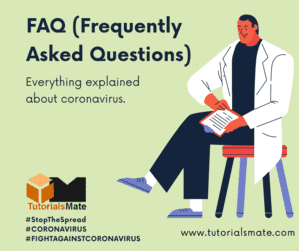 Frequently Asked Questions (FAQ) 上  电晕virus: Everything Explained