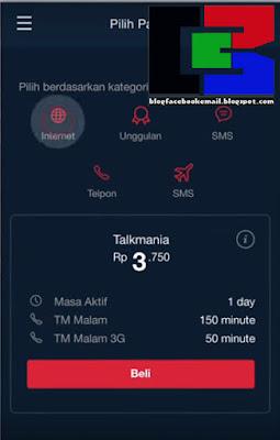 ibarat hal nya aplikasi yang pernah aku share kemaren yaitu  Download Aplikasi MyTelkomsel Cara Cek Beli Kuota Telkomsel dg Mudah