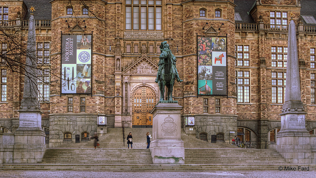The Nordic Museum is a cultural icon in Sweden. In 1891 the foundation stones were laid for the Nordic Museum main building. Seventeen years later in June ... & Art Quill Studio: Nordiska Museet (The Nordic Museum)Resource ...