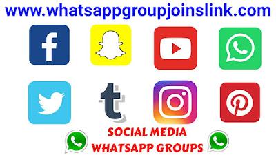Join Social Media WhatsApp Group Link List