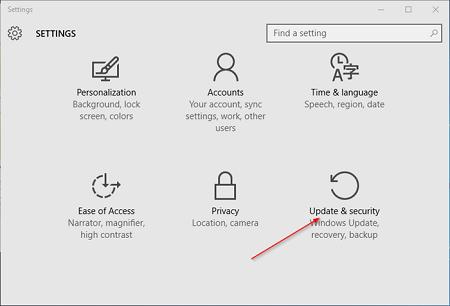 disable, enable Windows Defender on Windows 10