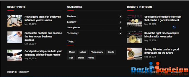 Blogify অসাধারন একটি Blogger Template ডাউনলোড করে নিন আপনার জন্য 29