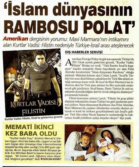 Rambo Polat Alemdar, Murad Alemdar