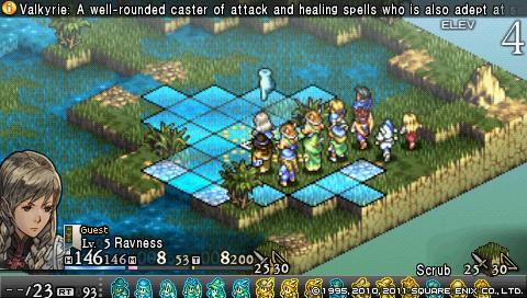 Corona Jumper: Tactics Ogre, Part 1 - March of the Lune Knights