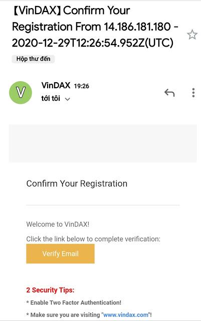 Vindax là gì ? Hướng dẫn đăng ký sàn Vindax