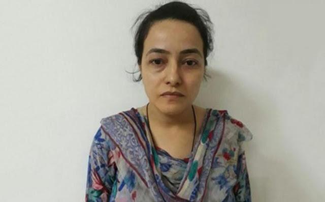 हनीप्रीत की जमानत याचिका पर हाईकोर्ट जज ने सुनवाई से किया इनकार - newsonfloor.com