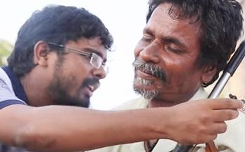 Love is Blind   Settaiyan Karthik – SK 13   Smile Settai