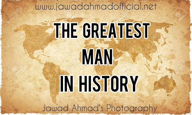 The Most Influential Person in History   The Greatest Man in History
