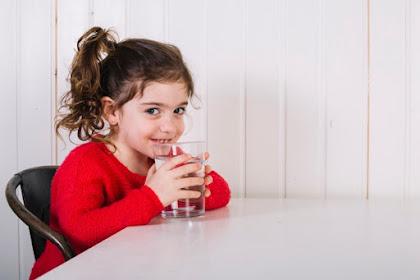 Tips untuk Mengatasi Anak Sulit Minum Air Putih