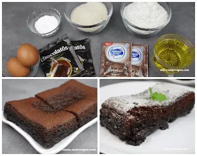 Resep Brownies Lumer Takaran Sendok