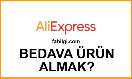 Aliexpress Bedava Ürün Alma Fiyat Düşürme Yöntemi 2021