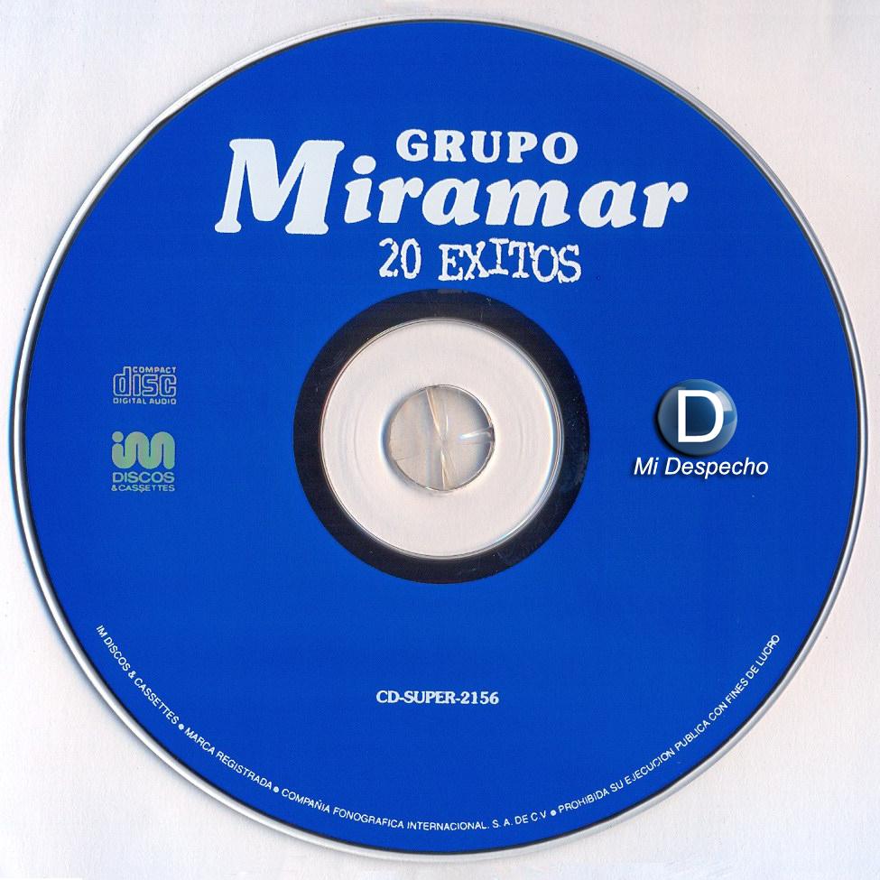 Grupo Miramar 20 Exitos