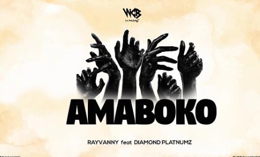 Rayvanny – Amaboko ft. Diamond Platnumz (Mp3/ Mp4 Download)