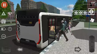 games public transport simulator