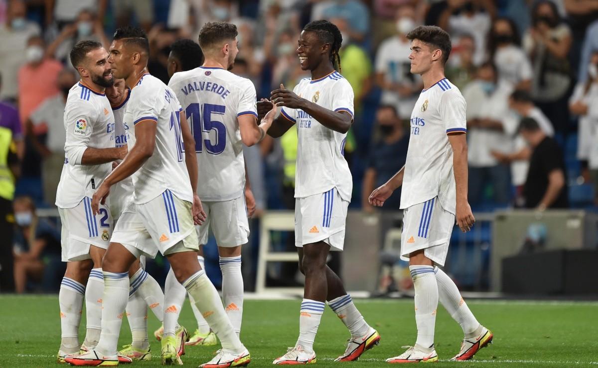 موعد مباراة ريال مدريد وانتر ميلان القادمة 15/9/2021 والقنوات الناقلة لها في دوري ابطال اوروبا