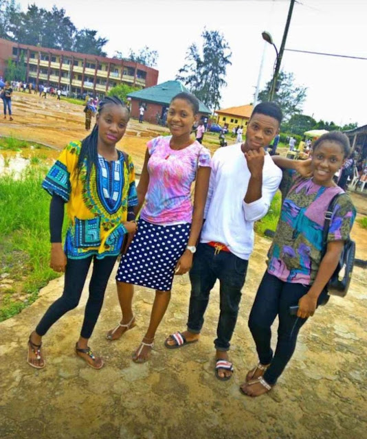 'Day Zero Fine Boy' - Poco Lee Shares Hilarious Throwback Photos With Cute Girls