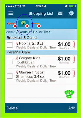Favado Shopping App how to get the best deals at the grocery store