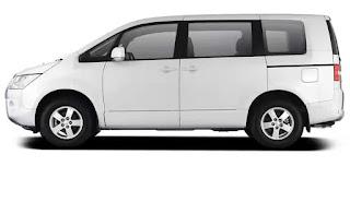 Harga Delica Mitsubishi Tangerang