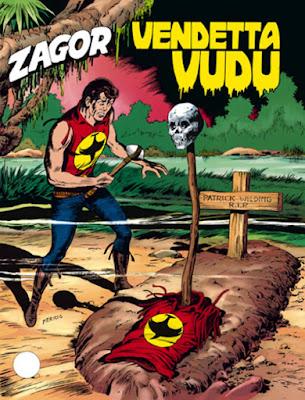 Zagor: Zombi a Darkwood