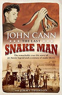 John Cann, The Last Snake Man 2018