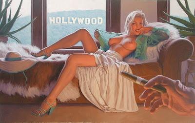 Cuadros Eroticos Oleo Desnudos Femeninos
