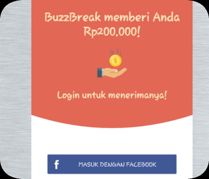 dapatkan uang dari Buzzbreak