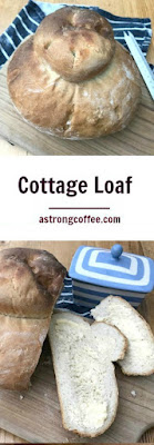 easy to bake homemade cottage loaf recipe