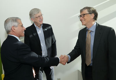 fauci and bill gates, dr. anthony fauci and bill gates, bill gates and dr. anthony  fauci