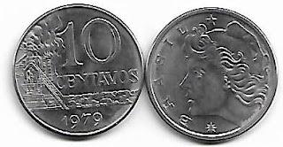 10 centavos, 1979